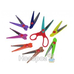 Ножницы Пегашка с фигурными лезвиями 28016