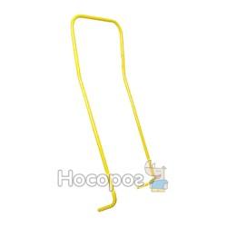 Ручка-толкатель 7550 желтая