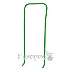 Ручка-толкатель 7510 зеленая