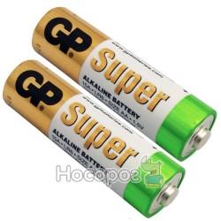 Батарейки GP Super 15AEBC-2S2 АА