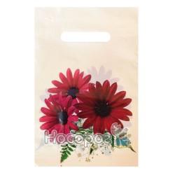 Пакет мини Цветы