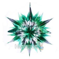 Звезда из фольги объемная JAX-C040