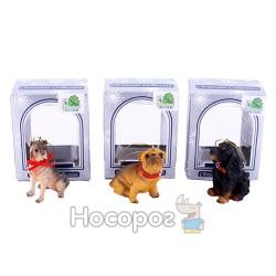Подвеска собака, (3 дизайна) 8027CNM