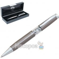 """Ручка подарочная шариковая Langres Luxury """"Черный жемчуг"""" с кристаллами LS.402017-43"""