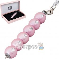 """Ручка подарочная шариковая Langres """"Secret"""" с кристаллами LS.401021-10"""