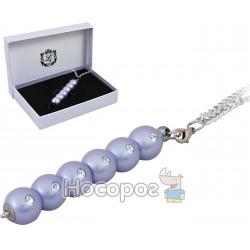 """Ручка подарочная шариковая Langres """"Secret"""" с кристаллами LS.401021-07"""