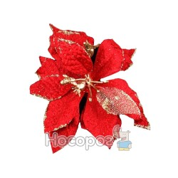 Искусственный цветок пуансеттия TF4155R-CCU