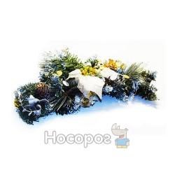 Новогоднее украшение ветвь для дверей C0107044