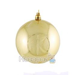 Шар блестящий золотистый N1-1001-SG