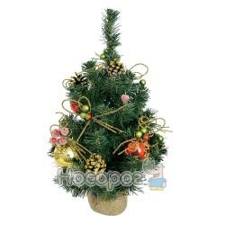 """Ялинка з прикрасами """"Різдвяна"""""""