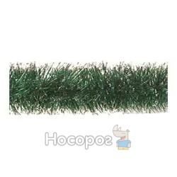 Гир.75 (зеленый металл. с серебр.конч.) 2м