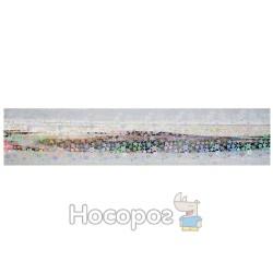 Бумага декоративная голографическая серебро 0,8х2м