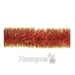 Гир.50 (красная с золотыми конч.) 2м