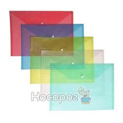 Папка с кнопкой А4 4Office 4-204
