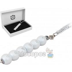 """Ручка подарункова кулькова Langres """"Secret"""" з кристалами LS.401021-12"""