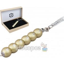 """Ручка подарункова кулькова Langres """"Secret"""" з кристалами LS.401021-23"""