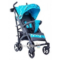 Коляска трость Babyhit Rainbow G2 Wave Blue 26025