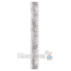 Гирлянда 100 серебро 3м