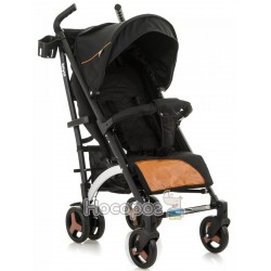Коляска тростина Babyhit Rainbow G2 Deep Black