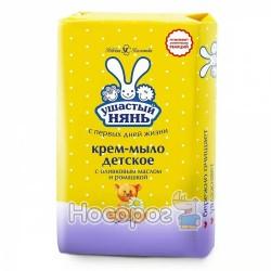 Крем-мило УН з оливковою олією та екстрактом ромашки 90г.