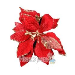 Искусственный цветок пуансеттия TF4155G