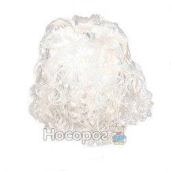 Борода Деда Мороза JAX1059В
