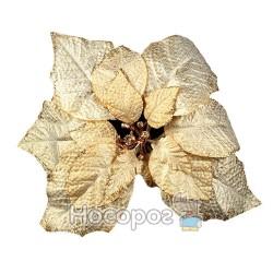 Искусственный цветок пуансеттия TF4017 [GN] -CL/CCU