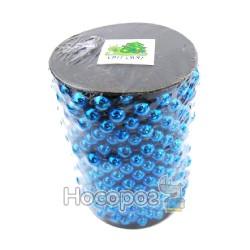 Бусы пластиковые AR1 / 33-10R-B на бобине, синие
