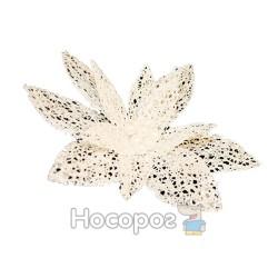 Новогодний искусственный цветок D415213