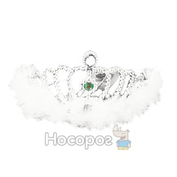 Корона дитяча для карнавалу, пластикова JAP2096