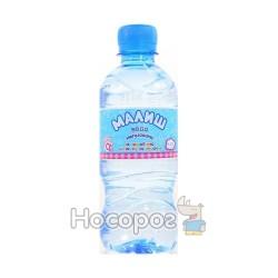 Вода дитяча питна Малиш 0,33