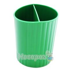 Стакан для ручек КИП СТРП-02 зеленый
