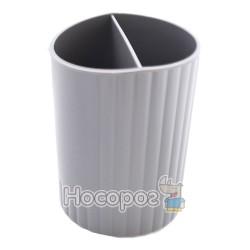 Стакан для ручек КИП СТРП-02 серый