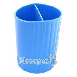 Стакан для ручек КИП СТРП-02 синий