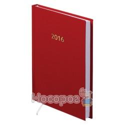 Дневник датированный STRONG красный