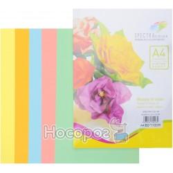 """Бумага цветная SPECTRA COLOR Rainbow Pack Light IT 82 """"Т"""" (пастель)"""