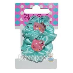 Резинка для волос 00138 BS-84-2 * 10-2 Hello Kitty 2 шт