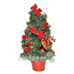 Новорічна ялинка з прикрасами К36-161303R