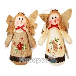 """Подвеска """"Ангел"""", с декоративной вышивкой, 2 дизайна NC13-512/2.3"""