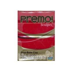 Пластика Premo, Гранатова, 57г, Sculpey, PE02 5026