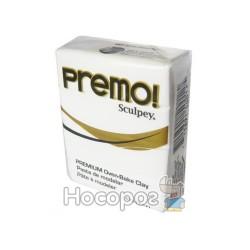 Пластика Sculpey Premo PE02 5001 белая