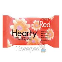 Пластика самозастывающая Padico Hearty красная