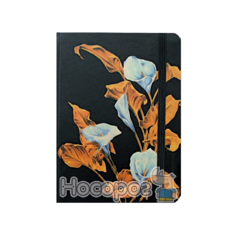 Фото Блокнот на резинке Mandarin OF12906 В7, 100л.