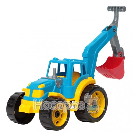 Фото Трактор з ковшем ТехноК 3435