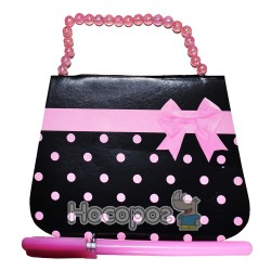 Блокнот-сумочка з ручкою №3962-2 дитячий