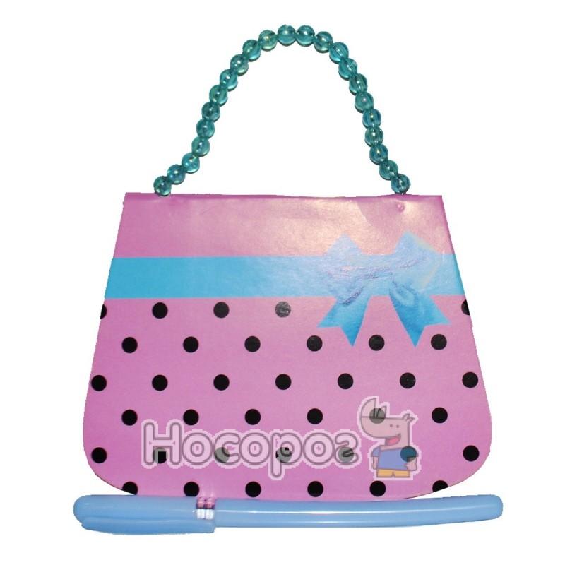 Фото Блокнот-сумка с ручкой №3962-2 детский