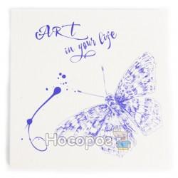 """Блокнот Profiplan """"Sketch"""" butterfly, 64 арк."""