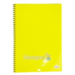 "Блокнот TM Profiplan ""Color note"" yellow, А4"