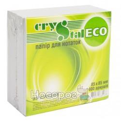 Папір для нотаток CRYSTAL ECO 400 арк.