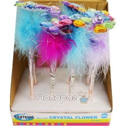 Ручка шариковая Centrum CRISTAL FLOWER 88067
